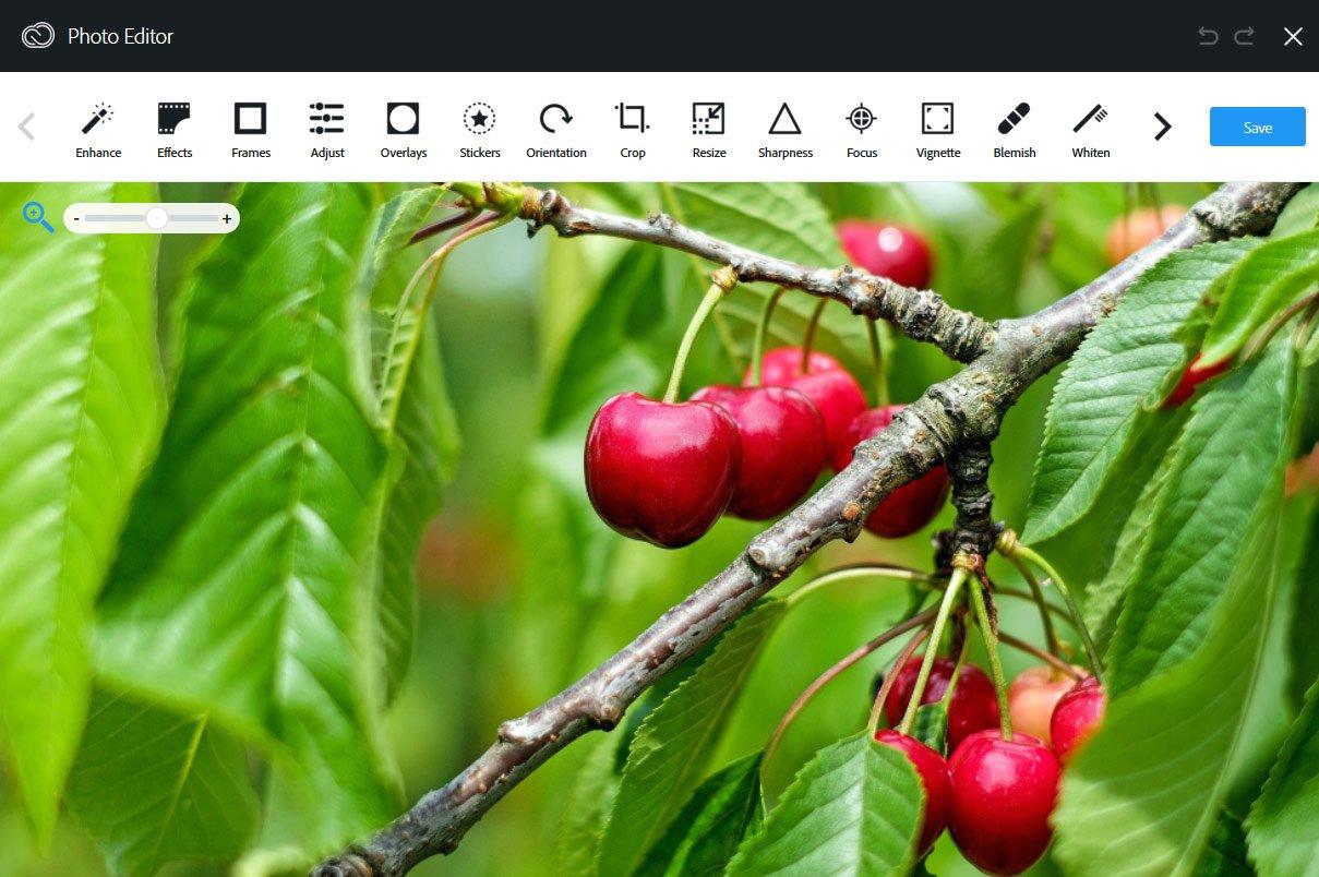 Онлайн-фоторедактор Aviary