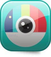 Фоторедактор для смартфона Candy Camera