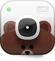 Фоторедактор LINE Camera для смартфона